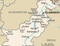 Pakistan and major cities