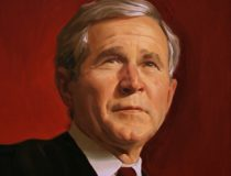 Did George Bush prevail over a turning point in US history?