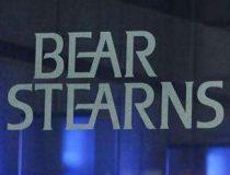 Bear Stearns sign