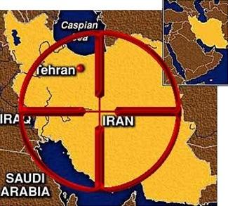 Iran as target