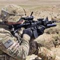 Coalition helps Afghan police secure high ground, US army, public domain