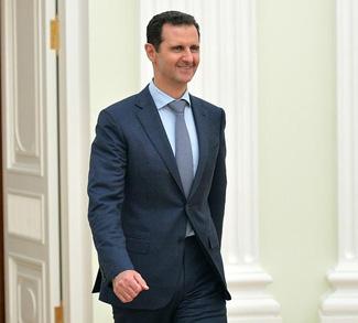 President Assad of Syria, cc http://en.kremlin.ru, public domain