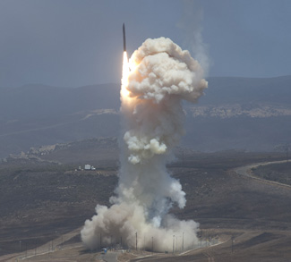 US Missile Defense, cc Flickr U.S. Missile Defense Agen, modified, https://creativecommons.org/licenses/by/2.0/
