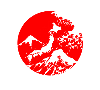 japanflag, cc Flickr Dominic Alves, modified, https://creativecommons.org/licenses/by/2.0/