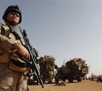 Delivering aid to al-Fasher, Sudan