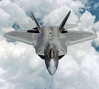 Senate Blocks Funds For New F-22 Fighter Planes