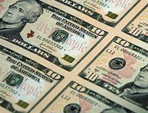 $10 bills being printed