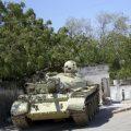 African Union Tank