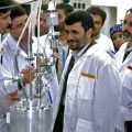 Fear of Nuclear activity in Iran