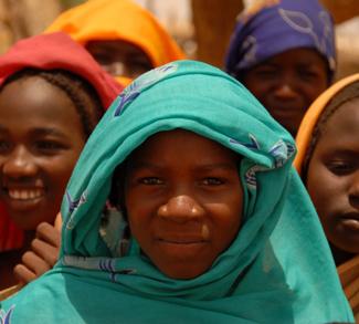 Women in Chad