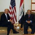 US Vice President meets with Iraqi President