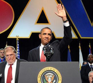 UUS President Barack Obama speaks on Iraq
