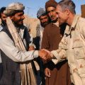 Anti-Taliban Forces and US Marine Corps