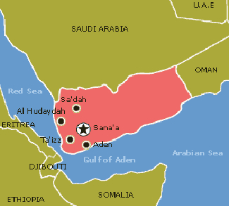 North East Africa and the Middle East