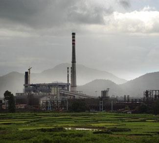 Aluminum Refinery in India