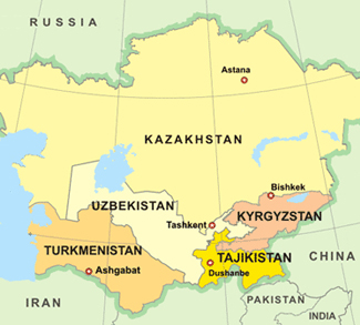 Iran Maneuvers UzbekTajik Squabbles Geopolitical Monitor