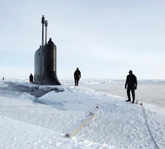 Arctic geopolitics
