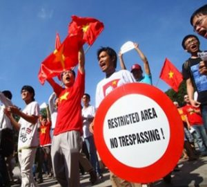 South China Sea crisis and implications for regional security