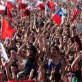 Chile economic outlook and youth unrest