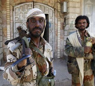 Yemen Arab Spring