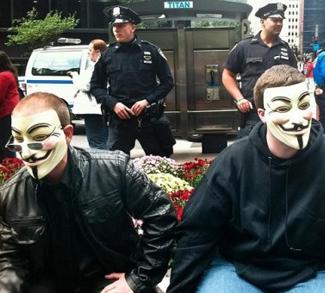 Occupy Movement 2011