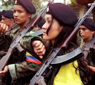 FARC Civil War Colombia
