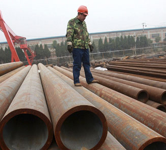 Oil Pipes in Anhui Province