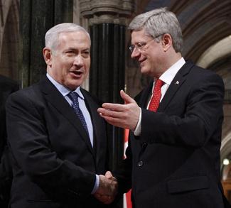 Harper on Iran