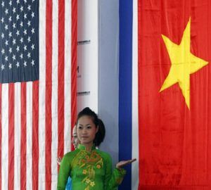 Vietnam and US Trade Talks - Ceremony of the Mong Duong 2 power plant in Quang Ninh province