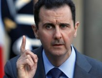 President on relations with Syrian government
