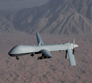 US Air Force handout image of a Predator drone