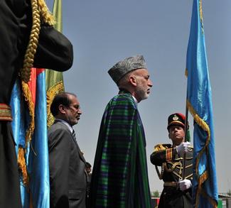AFGHANISTAN-POLITICS-IDAY