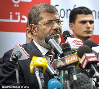 Media Interview of Egyptian President