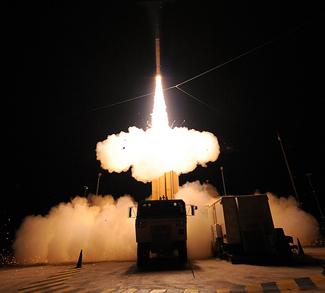 US military testing
