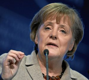 Addressing Global and European Challenges: Angela Merkel