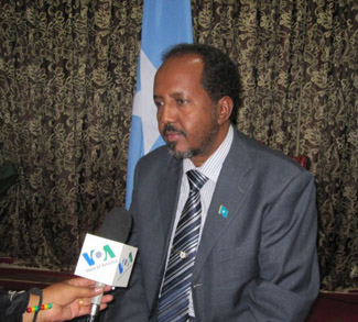 Interview of Somali President