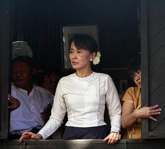 Aung Sang Suu Ky