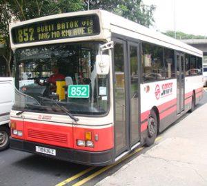 burit batok bus