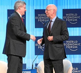 Harper and EU trade deal