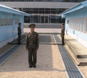 Korean soldiers