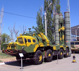 Syrian Military Vehicle