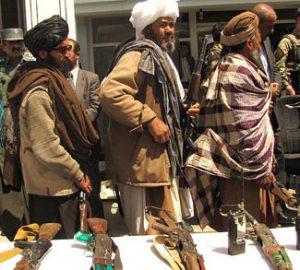 Taliban Arms