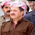Iraqi Kurdistan president Barzani, a key player in the Syrian civil war and the conflict in Iraq.