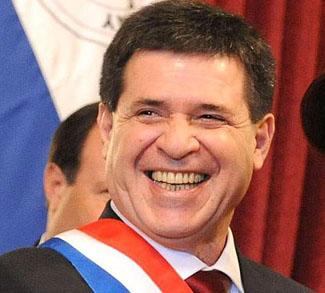 Paraguayan President
