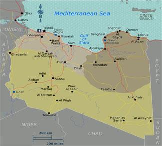 Somalization of Libya