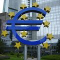 Euro Symbol with stars
