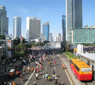 Mass rapid transit in Jakarta