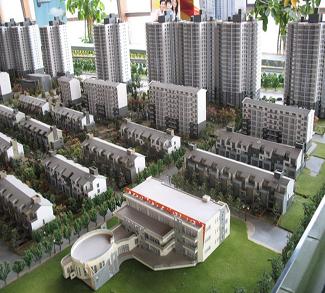 Apartment housing model