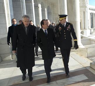 President France Francois Hollande