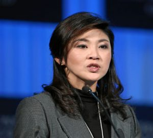 Yingluck Shinawatra calls Thai election
